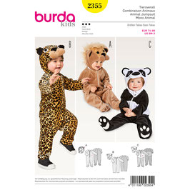 Burda patroon nr: 2355