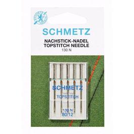 Schmetz 130 N topstitch 80-12