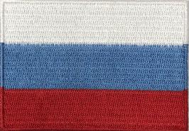 Vlag applicatie van Rusland