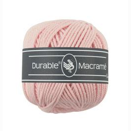 Durable Macramé Col. 203 light pink
