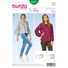 Burda patroon nr: 6477
