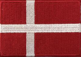 Vlag applicatie van Denemarken