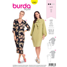 Burda patroon nr: 6363
