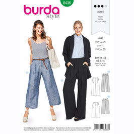 Burda patroon nr: 6436