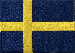 Vlag applicatie van Zweden