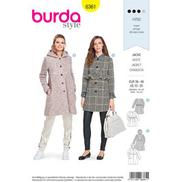 Burda patroon nr: 6361