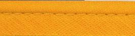 Caramel kleur paspelband van katoen