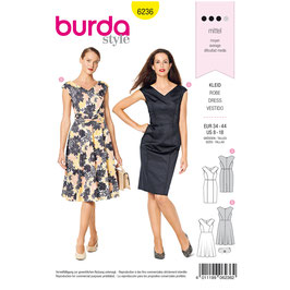 Burda patroon nr: 6236