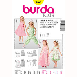 Burda patroon nr: 9460