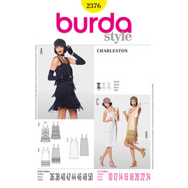 Burda patroon nr: 2376
