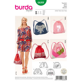 Burda patroon nr: 6688