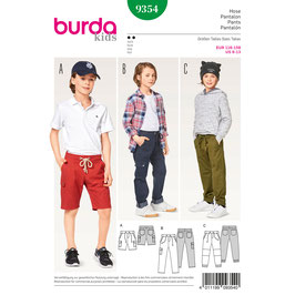 Burda patroon nr: 9354