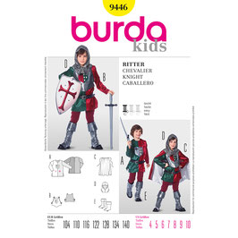 Burda patroon nr: 9446