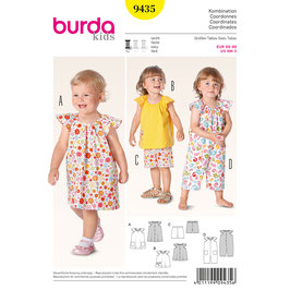 Burda patroon nr: 9435