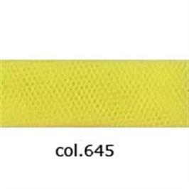 Tule geel 280 cm breed