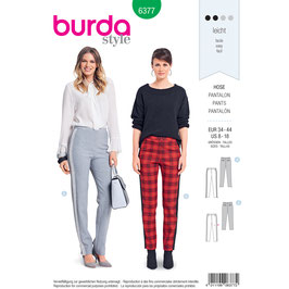 Burda patroon nr: 6377