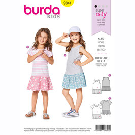 Burda patroon nr: 9341