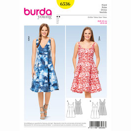 Burda patroon nr: 6536