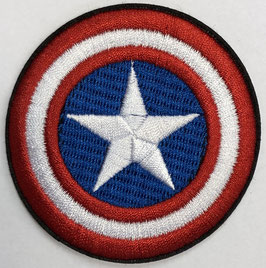 Captain america schild applicatie