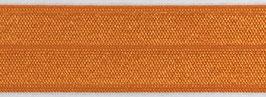 Biaisband elastisch oranje