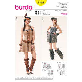 Burda patroon nr: 2364