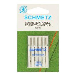 Schmetz 130 N topstitch 100-16