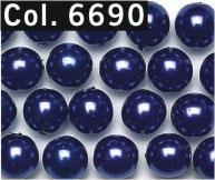Renaissance kralen 4mm Col 6690