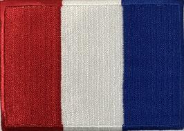Vlag applicatie van Frankrijk