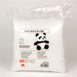Restyle kussenvulling in zak van 250 gram.