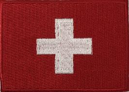 Vlag applicatie van Zwitserland