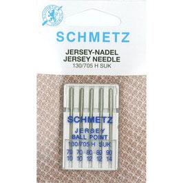 Schmetz Jersey 130/705 H SUKS mix pak