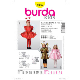 Burda patroon nr: 2386