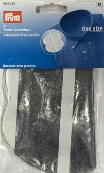 Sousbras voor eenmalig gebruik zwart