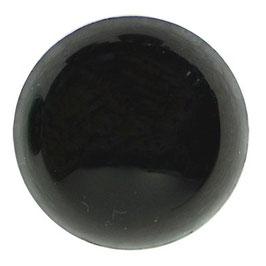 Veiligheidsogen 6 mm zwart