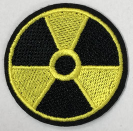 Nucleaire embleem applicatie