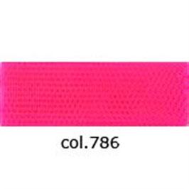 Tule roze 280 cm breed