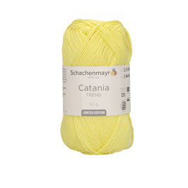Schachenmayr Catania col nr: 295 fresh yellow