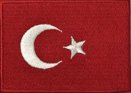 Vlag applicatie van Turkije