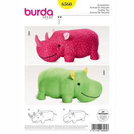 Burda patroon nr: 6560