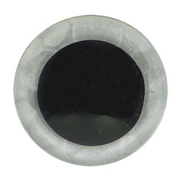 Veiligheidsogen 6 mm wit