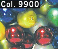 Renaissance kralen 6mm Col 9900