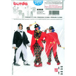 Burda patroon nr: 2415