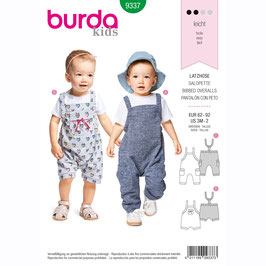 Burda patroon nr: 9337