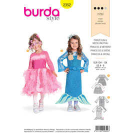 Burda patroon nr: 2352