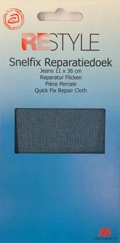 Jeans reparatie doek (jeans kleur)