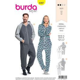 Burda patroon nr: 6397