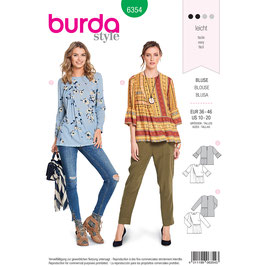 Burda patroon nr: 6354