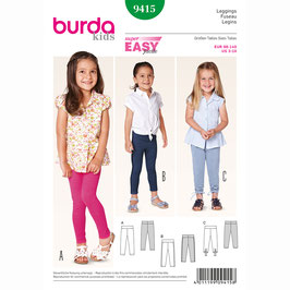 Burda patroon nr: 9415
