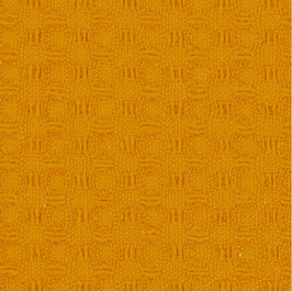 Wafelstof oker geel Col 653