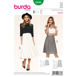 Burda patroon nr: 6880